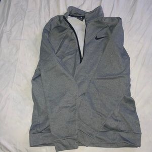 Nike Shirts - Men's nike therma fit jacket (no hoodie)
